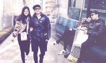 โจอี้ บอย ควงหวานใจ กวาง เที่ยวญี่ปุ่น โชว์สวีทออกสื่อครั้งแรก