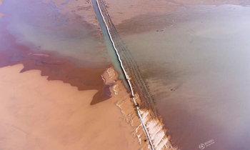 เสร็จอย่างเร็ว จีนบูรณะสะพานหินใต้น้ำโบราณ พร้อมเปิดให้นักท่องเที่ยวชม