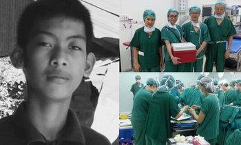 """ชาวเน็ตสุดซึ้ง """"น้องบิว"""" เด็กวัย 14 บริจาคอวัยวะช่วย 7 ชีวิต"""
