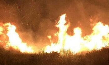 ป้าจีนหลงทางบนเขา จุดไฟเผาหญ้าส่งสัญญาณ สุดท้ายไหม้ป่าราบ