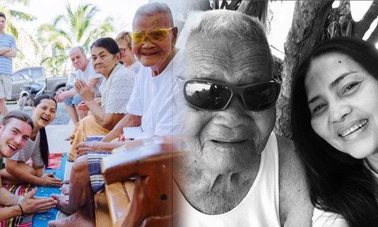 สุนารี ราชสีมา โพสต์เศร้า สูญเสียคุณพ่อวัย 92 ปี