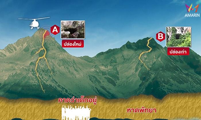 สภาวิศวกร แนะเจาะช่องด้านบนเขาช่วย 13 ชีวิตติดถ้ำหลวง วิธีช่วยต้องคุ้มค่าเสี่ยง