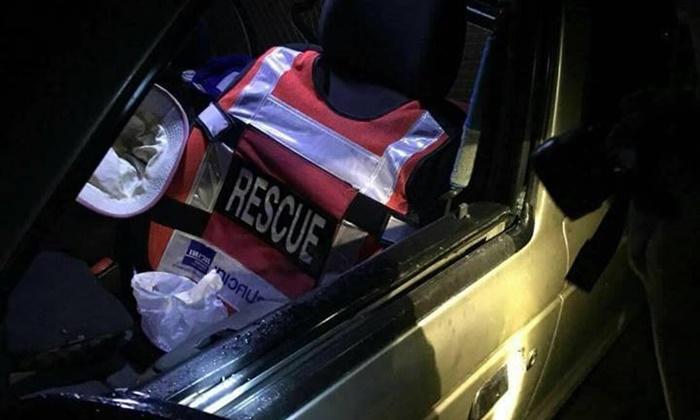 ล่าโจรทุบกระจกรถฉกทรัพย์กู้ภัย จอดริมทางไปปฏิบัติการช่วย 13 ชีวิตติดถ้ำหลวง