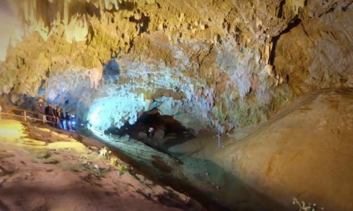 เพจหมอเวร เผย 13 ชีวิตติดถ้ำหลวงกว่าร้อยชั่วโมง เชื่อร่างกายปรับตัวได้-มีน้ำประทัง
