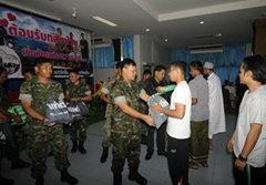ทหารรับตัว 24 ผู้หลงผิดป่วนใต้กลับสู่สังคม