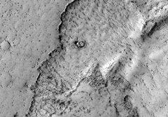 ฮือฮา! ภาพลาวารูปช้างบนดาวอังคาร
