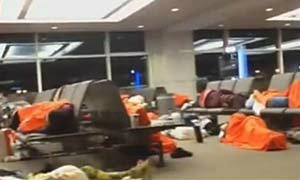 คนไทย 218 คนร้อง ติดค้างสนามบินอินชอน เกาหลีใต้