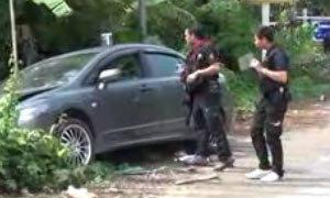 4 คนร้ายโหด! สาดกระสุนใส่ สารวัตรสืบสวน สภ.บ้านโสร่ง ดับ