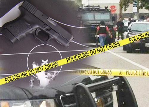 มือปืนกราดยิงในแคลิฟอร์เนียปชช.ตาย6