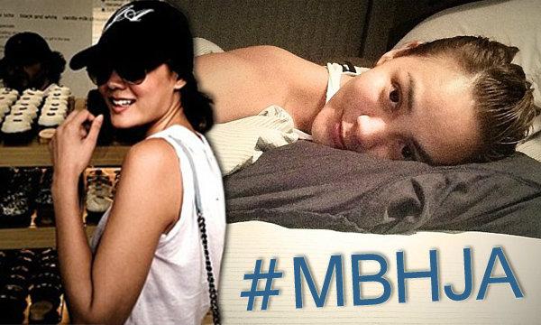 #MBHJA  คำปริศนา? จาก เจนี่ ถึง เอ๋ ชนม์สวัสดิ์