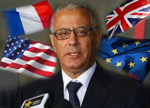 UN-สหรัฐ-อังกฤษ-ฝรั่งเศส หนุนผู้นำลิเบีย