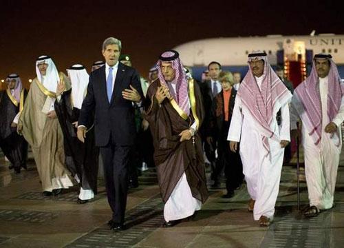 เคอร์รี ยกเลิกภารกิจตะวันออกกลางร่วมหารือนิวเคลียร์อิหร่าน