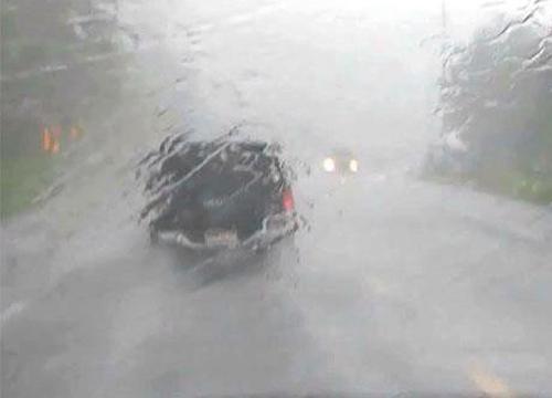 อุตุฯเตือนพื้นที่ภาคใต้ส่วนใหญ่ฝนยังตกหนัก