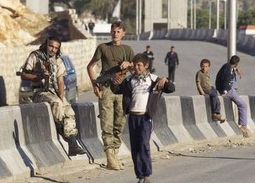สหรัฐ-อังกฤษ ระงับการช่วยเหลือซีเรียแล้ว