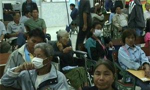 อีสานตอนล่างป่วยไข้หวัดใหญ่แล้ว2,000ราย