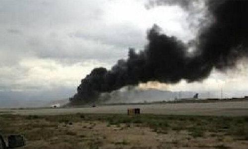 เครื่องบินอิหร่านตกดับ 45 ศพ หลังบินขึ้นไม่กี่นาที