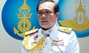 พล.อ.ประยุทธ์ จันทร์โอชา นายกรัฐมนตรีคนที่ 29 ของประเทศไทย