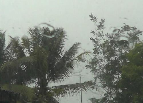 อุตุฯเผยประเทศไทยมีฝนกระจายทั่วไป