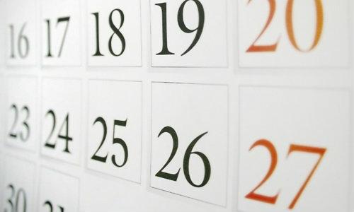 ครม.เห็นชอบ วันหยุดปีใหม่ ติดต่อกัน 5 วัน