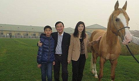 'ยิ่งลักษณ์' พาน้องไปป์เที่ยวเมืองจีนกับ 'ทักษิณ'