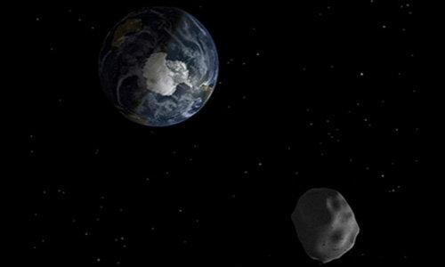 ม.มอสโกค้นพบ อุกกาบาตใหญ่อาจชนโลกชื่อ UR116