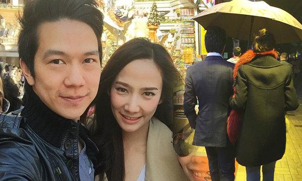 อั้ม แอมป์ ท่องทริปกระชับความรัก ณ เกาะฮ่องกง