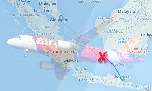 อะไรคือปัจจัยหลักที่ทำให้ QZ8501 ขาดการติดต่อ?