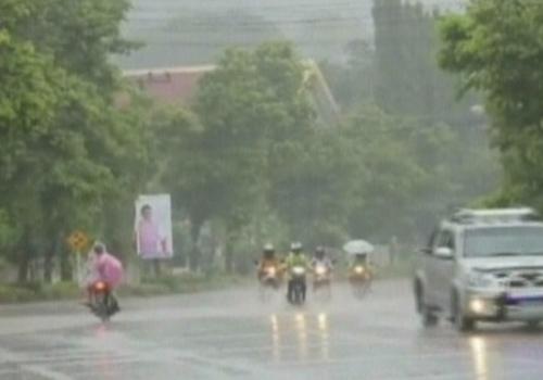 อุตุเผยไทยตอนบนฝนน้อยตอ.ใต้ฝั่งตต.ตกเพิ่ม