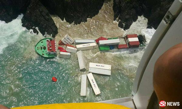 พบแล้ว 6 ลูกเรือปลอดภัย เรือล่มภูเก็ต ติดเกาะลันตา