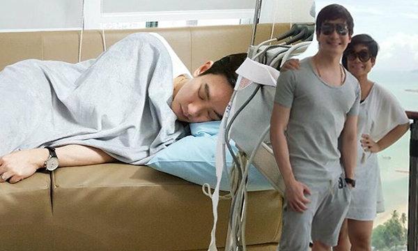โอปอล์ โพสต์ซึ้งถึงหมอโอ๊ค ที่นอนเฝ้าข้างเตียง