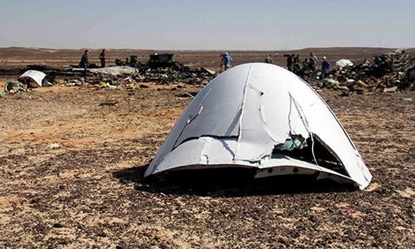 ผลสืบสวนชี้ชัด เครื่องบินรัสเซียตก เพราะแรงระเบิด TNT