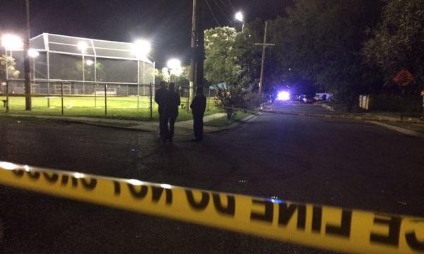 มือปืนกราดยิงใส่ผู้คน กลางสวนเมืองนิวออร์ลีนส์ เจ็บนับสิบ