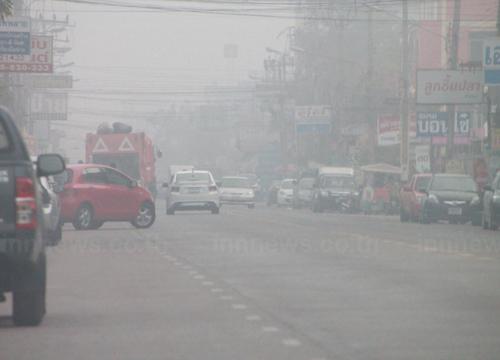 เตือนไทยตอนบนฝนฟ้าคะนองลมแรงก่อนอุณหภูมิลด