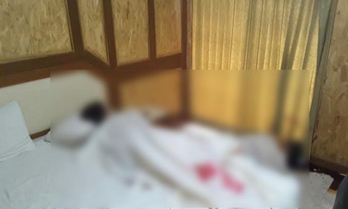 หนุ่มใหญ่ยิงหญิง ก่อนฆ่าตัวตายตามดับ 2 ที่อุบลฯ