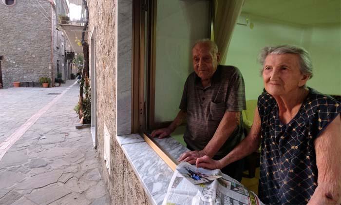นักวิจัยสำรวจชุมชนในอิตาลี  พบปัจจัยสำคัญทำให้ประชากรอายุยืนมีอายุมากกว่า 100ปี