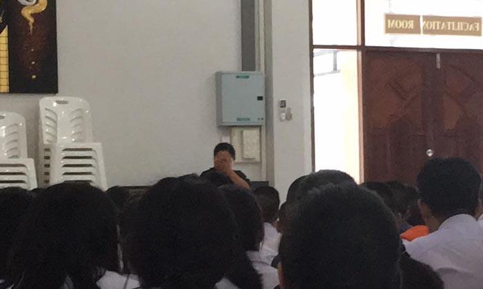 อีกมุมจากนักเรียน เผยคำสอนของป้าแดง แม่บ้านป่วยมะเร็ง