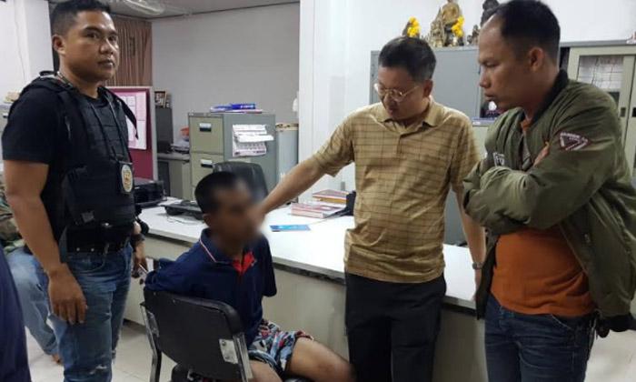 นักโทษปีนกำแพงหนีคุก 10 วัน โดนจับย้อนกลับบ้านมาหาเมีย
