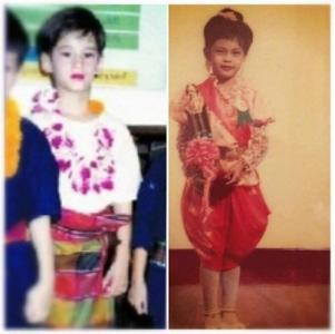 มาริโอ้ ตอนเด็ก