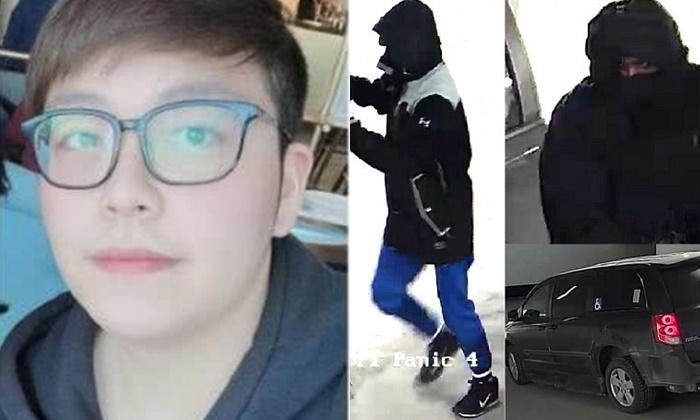 ปืนไฟฟ้าช็อต ลากขึ้นรถตู้ หนุ่มนักศึกษาจีนถูกลักพาตัวในแคนาดา