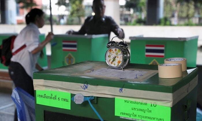 สหรัฐฯ หนุนคนไทย ตรวจสอบการเลือกตั้งอย่างโปร่งใส