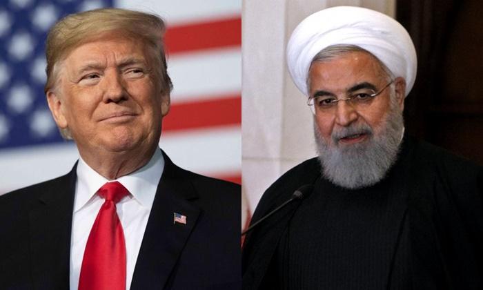 ผู้นำอิหร่านลั่น พร้อมตอบโต้มาตรการคว่ำบาตรของสหรัฐฯ
