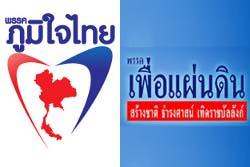 พลิกดูเบื้องลึก!! ภูมิใจไทยไฉนไล่เพื่อแผ่นดิน