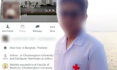 เตือนภัย! หนุ่มอ้างเรียนหมอ ที่แท้นิสิตแพทย์ปลอม