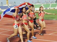 ทีมลมกรดไทยเจ๋งคว้า4ทอง