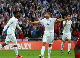 อังกฤษชนะเปรู3-0ฟุตบอลอุ่นเครื่องทีมชาติ