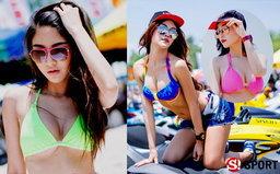 พริตตี้สาวๆ ในศึกเจ็ตสกี ชิงแชมป์แห่งประเทศไทย เซ็กซี่ไร้ขีดจำกัด