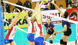 สุดยอด!สาวไทยย้ำแค้นเซอร์เบีย 3-1