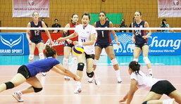 สุดต้าน!สาวไทยพ่ายอเมริกา 0-3 เซต