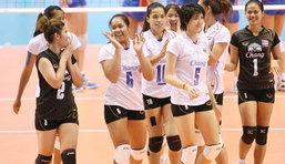 สโมสรอาชีพ4ชาติแย่งตบสาวไทยเสริมทีม