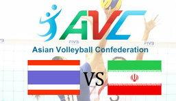 วอลเลย์บอลหญิงไทยยำอิหร่าน 3-0 เซต